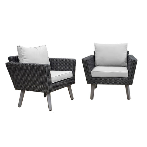 KOTKA 2 Piece Seating Set With Cushions