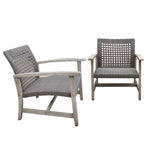 MONTEROSSO 2 Piece Seating Set