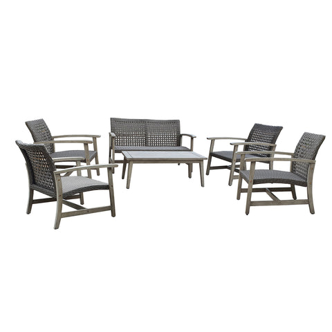 MONTEROSSO 6 Piece Sofa Seating Set