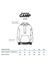 Knock Out White Hoodie