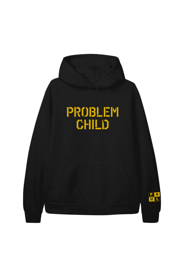 Problem Child Champ Black Hoodie