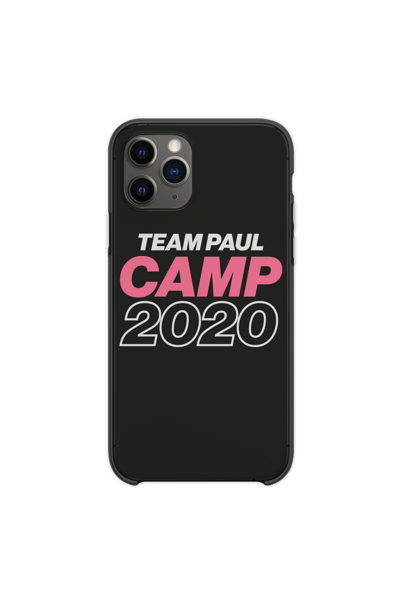 Jake Paul: Team Paul Black Phone Case
