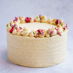 Load image into Gallery viewer, Rose, Raspberry and Pistachio Cake