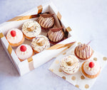 Load image into Gallery viewer, 6 Cupcakes Box - Mixed