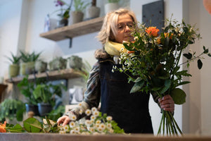 Handmade bouquets made in Sheffield