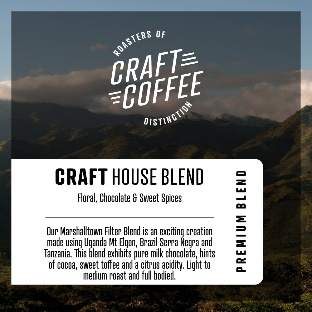 Craft House Blend