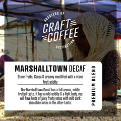 Marshalltown Decaf