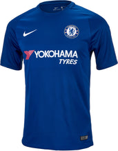Load image into Gallery viewer, 2017-18 Nike Kids Chelsea Home Jersey