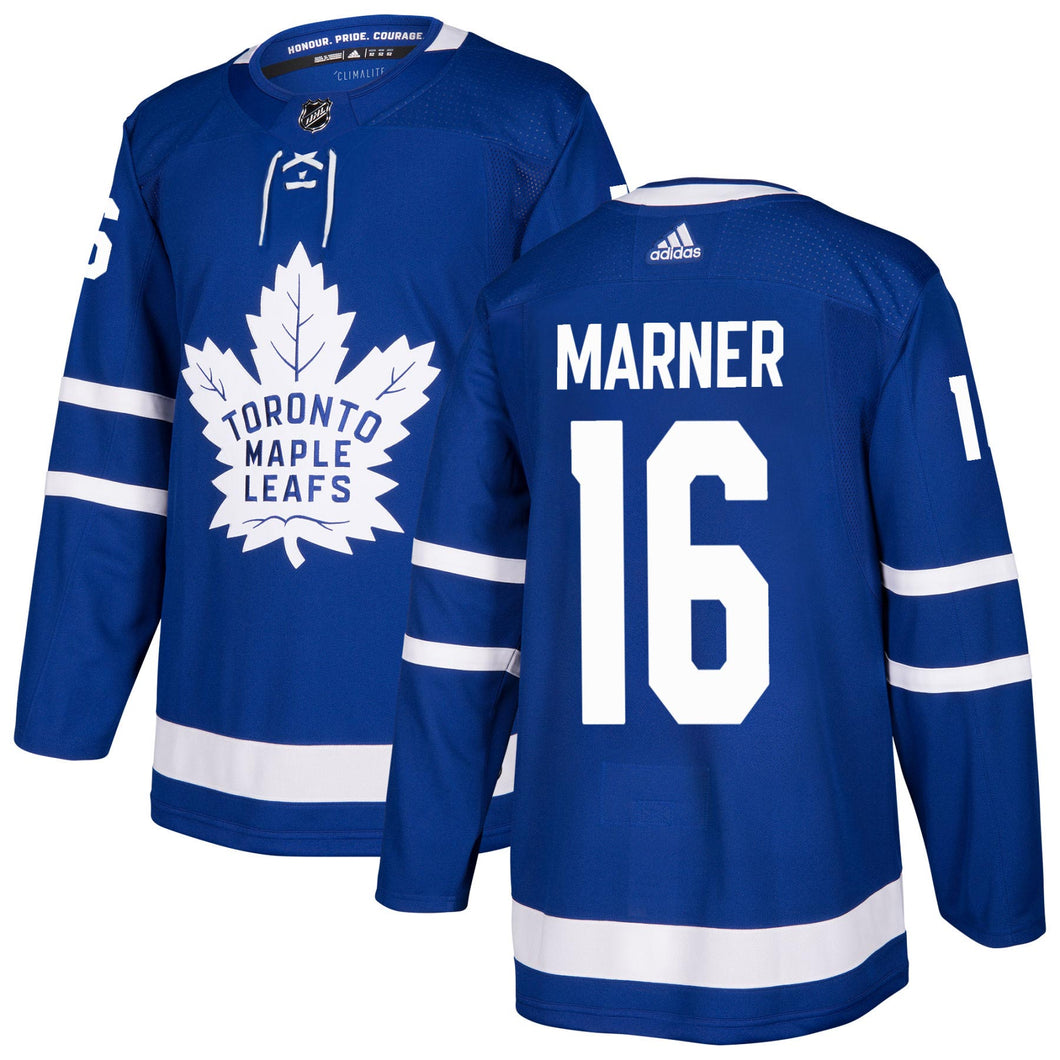 Mitchell Marner Adidas Toronto Maple Leafs Blue Home Premier Breakaway Player Jersey