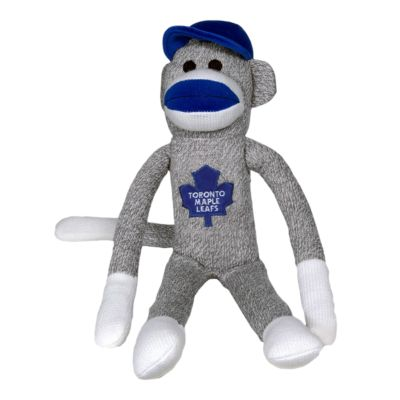 Toronto Maple Leafs Sock Monkey