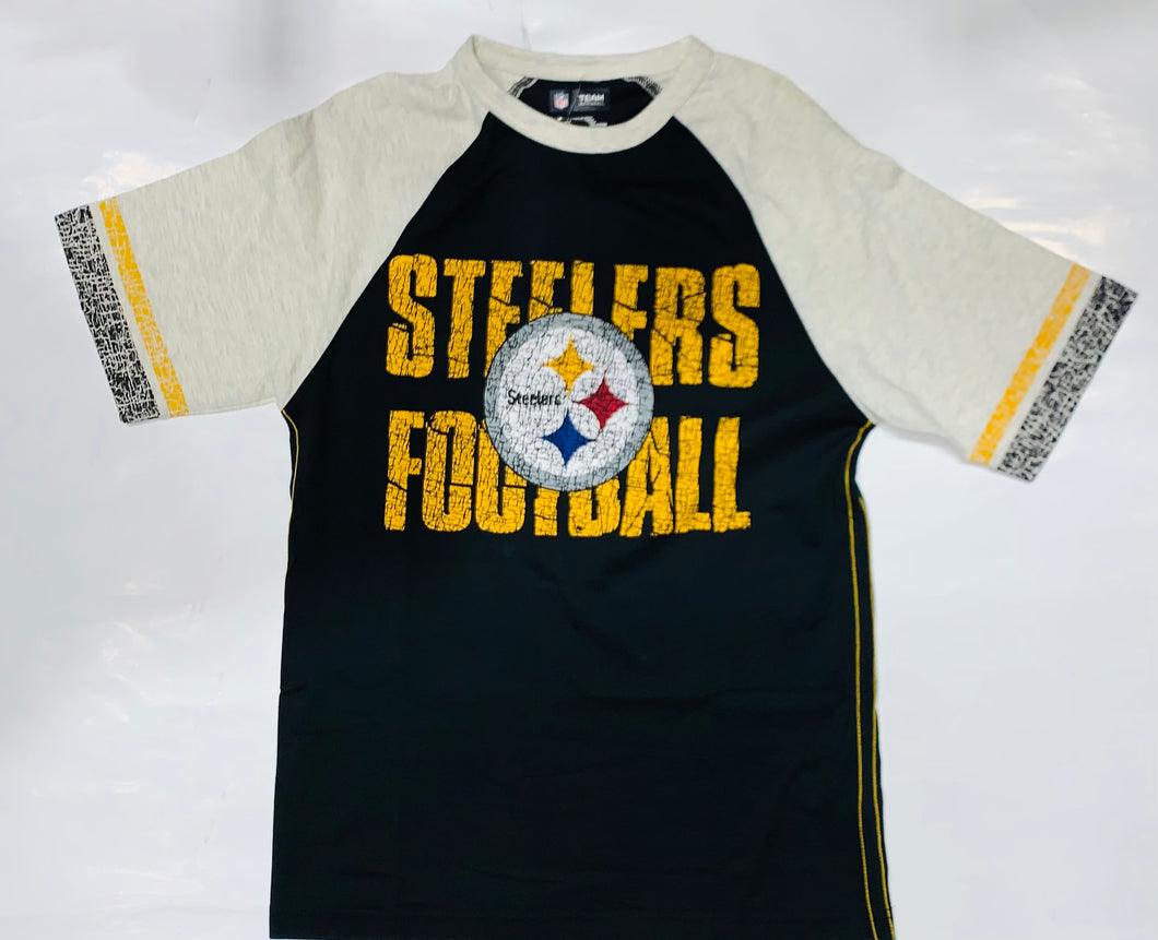 Pittsburgh Steelers Football Logo Tee