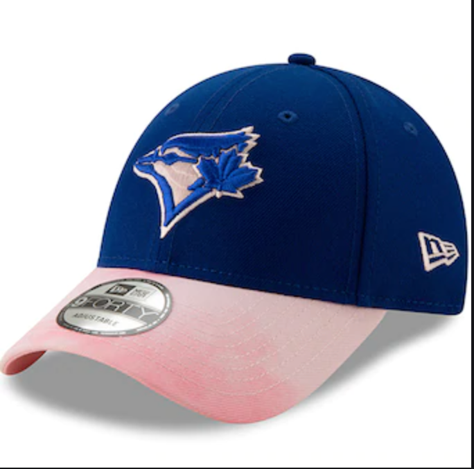 Toronto Blue Jays New Era 9Fifty Mother Day Adjustable Hat
