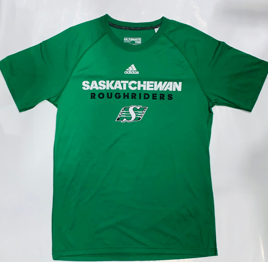 Saskatchewan Rough Riders Adidas Tee