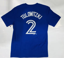 Load image into Gallery viewer, Toronto Blue Jays Authentic Collection Majestic Tulowitzki Tee