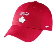 Load image into Gallery viewer, Team Canada Nike Heritage Adjustable Cap