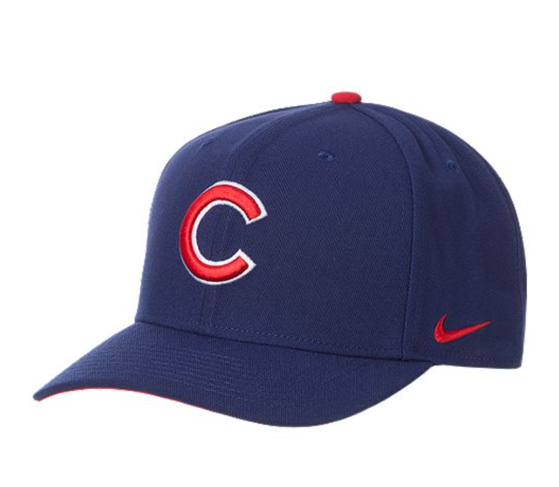 Chicago Cubs Nike Wool Classic Adjustable Cap