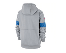 Load image into Gallery viewer, Detroit Lions Men's Nike Therma Pullover Hoodie