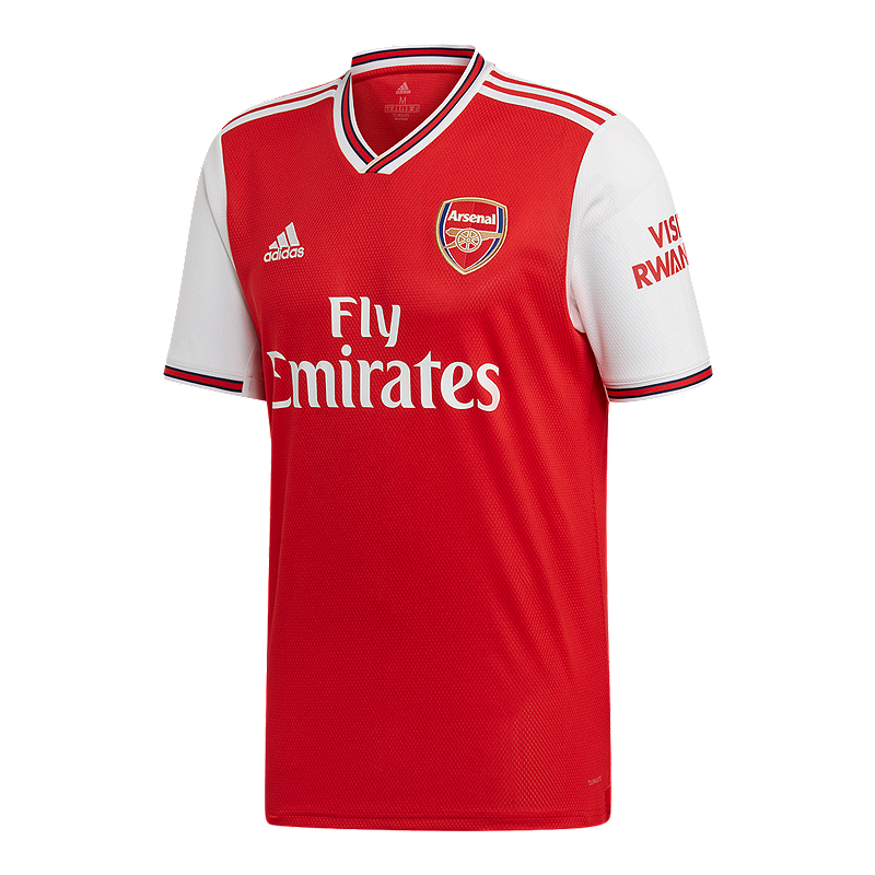 Arsenal F.C 19-2020 Adidas Home Jersey