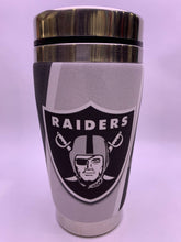 Load image into Gallery viewer, NFL Neoprene Tumbler Steelers