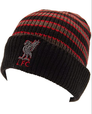 Liverpool FC Authentic EPL Knitted Hat/Toque