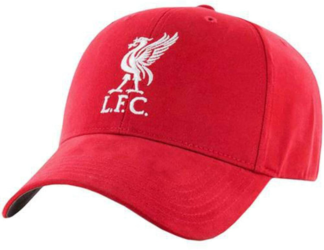 Liverpool FC Logo Hat Red