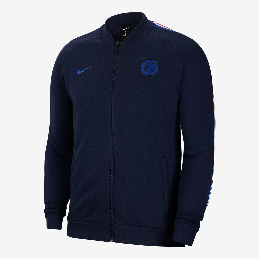 MEN'S NIKE CHELSEA FC FLEECE TRACK JACKET