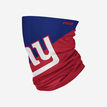 Load image into Gallery viewer, New York Giants NFL Big Logo Gaiter Scarf