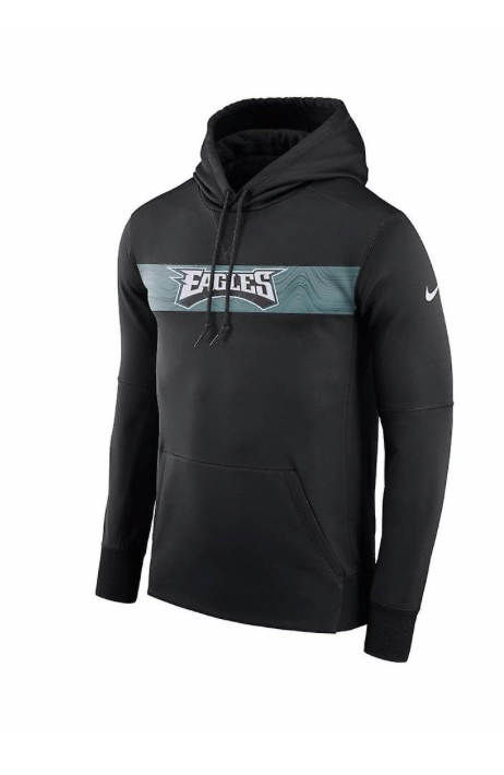 Nike Nfl Philadelphia Eagles Therma Po Hood