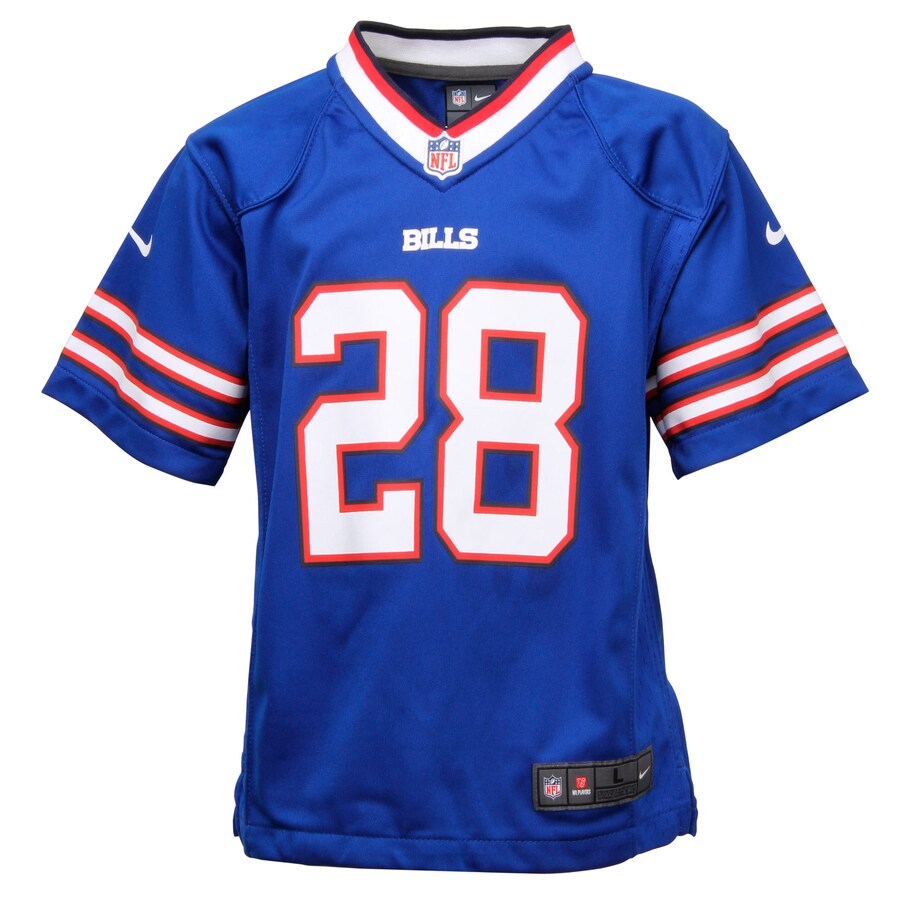 Preschool Buffalo Bills CJ Spiller Nike Royal Game Jersey