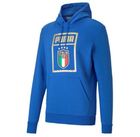 ITALY 2020-2021DNA BLUE HOODIE