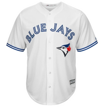 Load image into Gallery viewer, Majestic Men's Toronto Blue Jays Coolbase Replica Home Jersey White