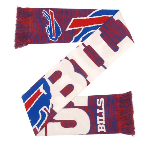 Buffalo Bills NFL Color Blend Scarf