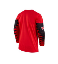 Load image into Gallery viewer, Nike Team Canada Nike 2018 Olympic Red Hockey Jersey