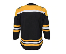 Load image into Gallery viewer, Boston Bruins Home NHL Premier Youth Hockey Jersey