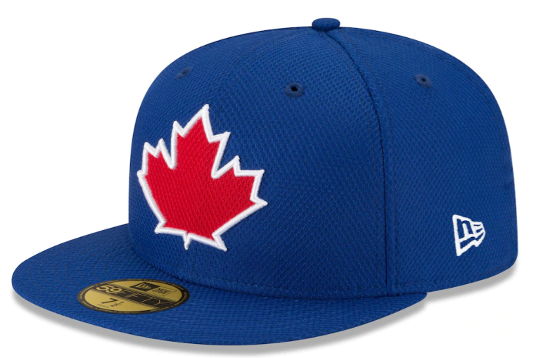 Toronto Blue Jays New Era Alternate Authentic Collection On Field 59FIFTY