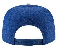 Load image into Gallery viewer, Toronto Blue Jays New Era Heather Hype Snapback Hat