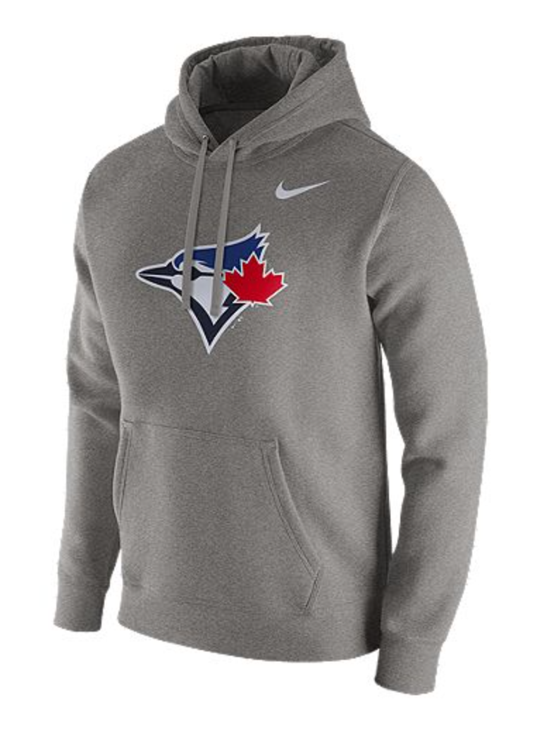 Toronto Blue Jays Nike Grey Franchise Hoodie
