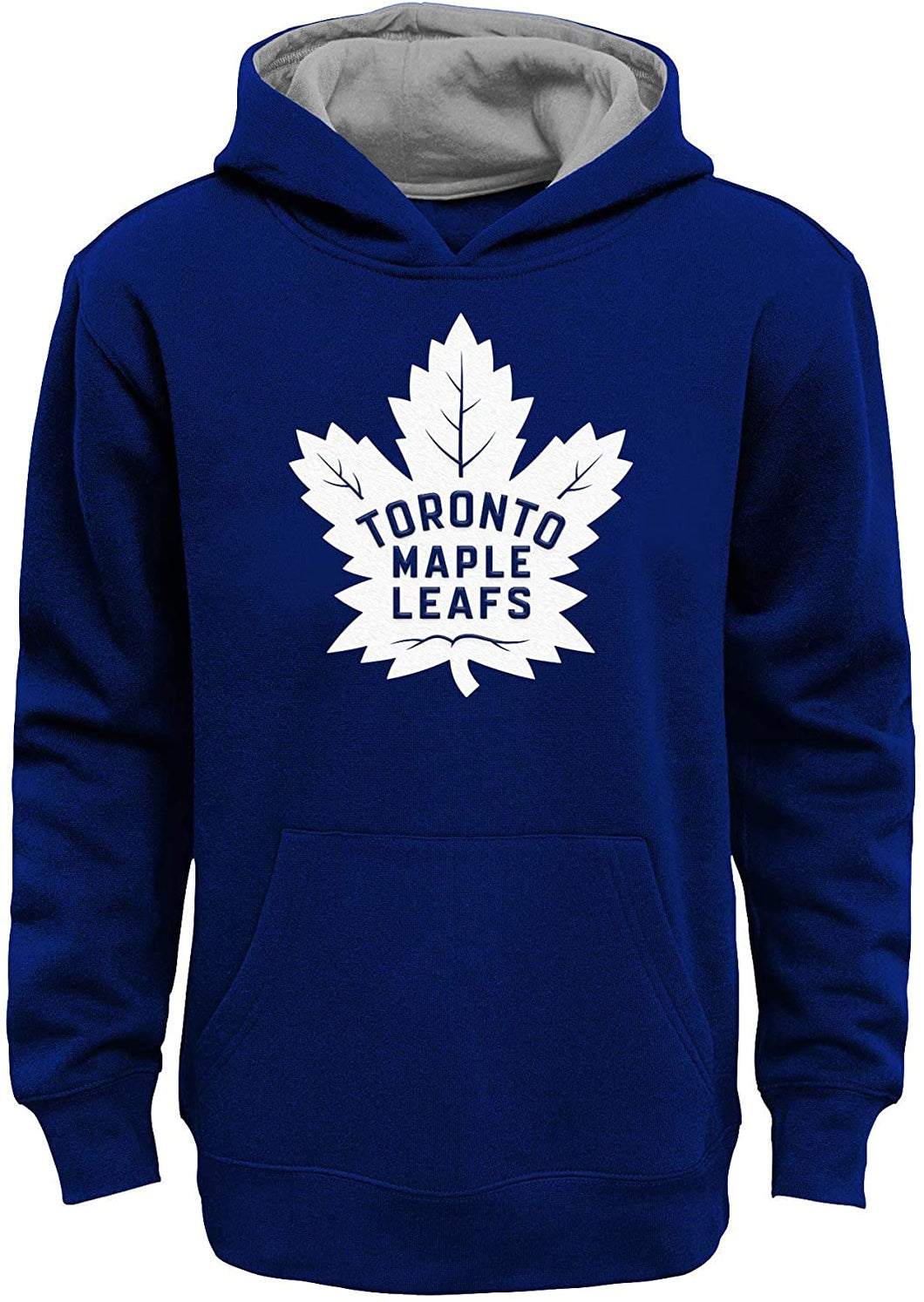 Toronto Maple Leafs NHL Child & Youth Prime Basic Pullover Fleece Hoodie