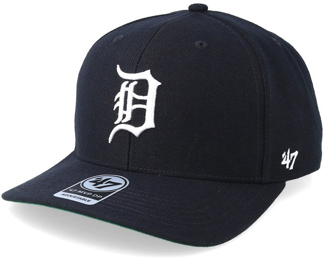 47' BRAND Detroit Tigers Wool Navy Adjustable Hat