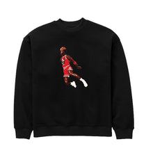 Load image into Gallery viewer, Onlyfridays x Champion Pixel Jumpman Crewneck