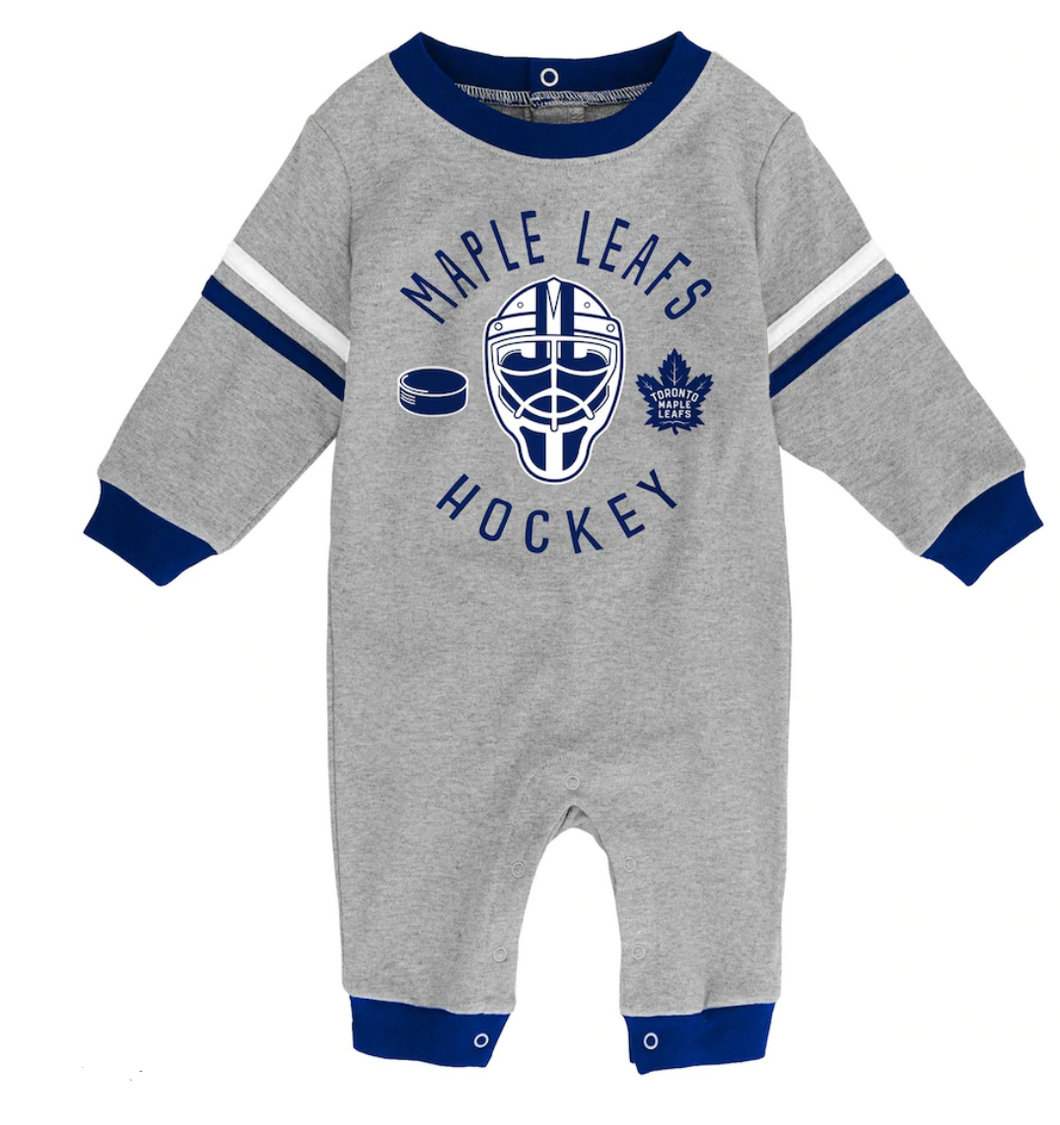 Toronto Maple Leafs Infant Masked Defender Jumper