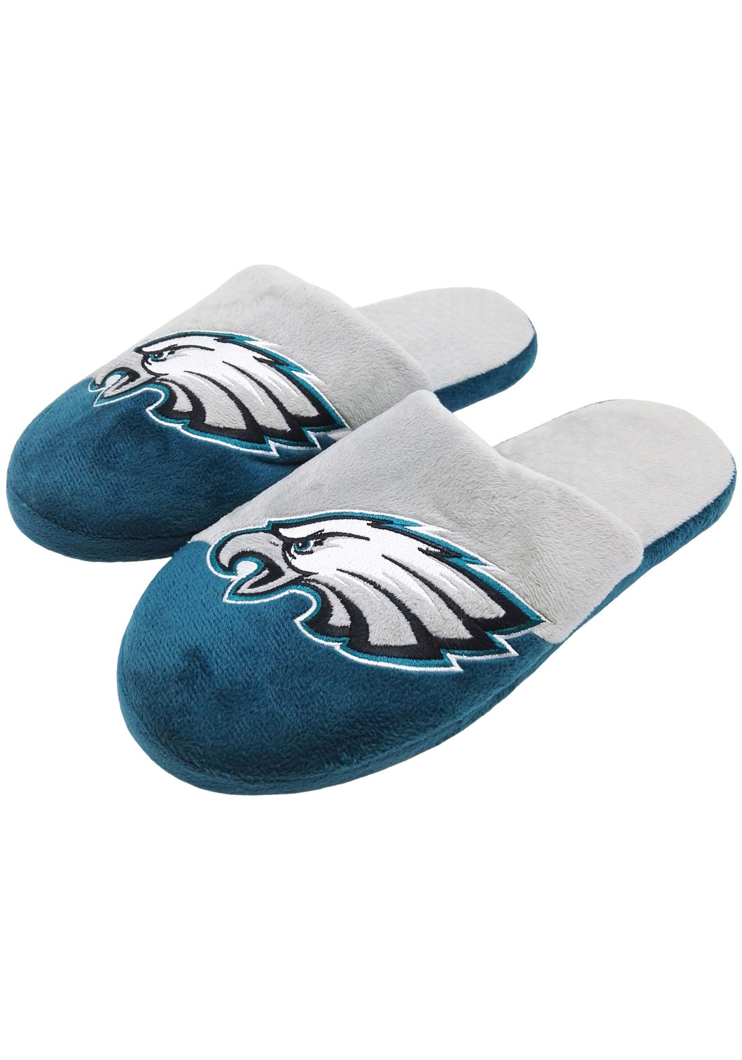 Philadelphia Eagles NFL Colorblock Slide Slippers