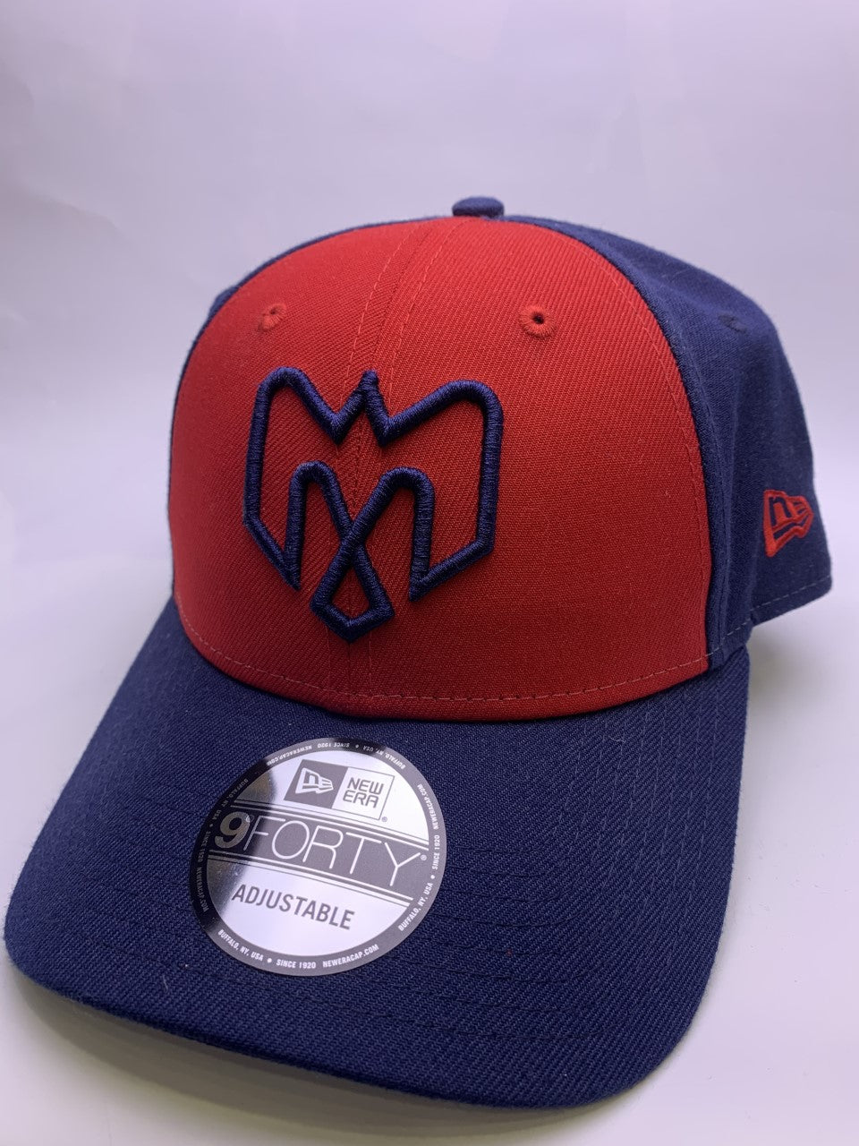 Montreal Alouettes CFL New Era 9TWENTY Adjustable Cap Hat