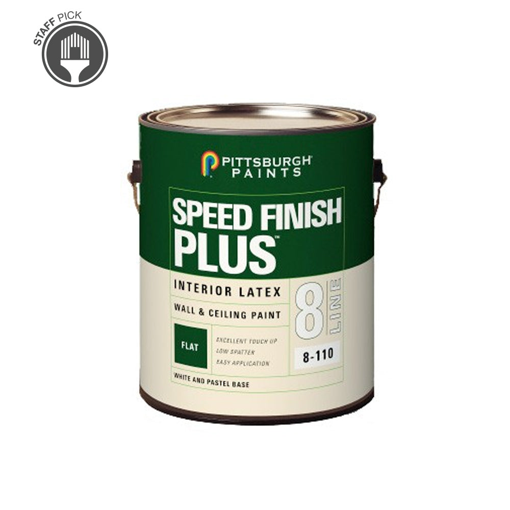 Speed Finish Ceiling Paint