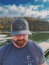 Load image into Gallery viewer, Center Hill Lake Trucker Hat