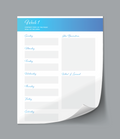 Social Media Planner Pages | Digital Download