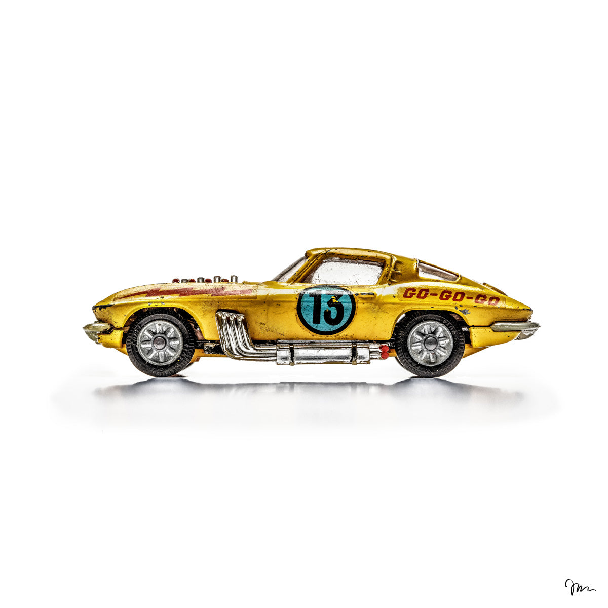 La Corvette Sting Ray #13
