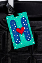 Load image into Gallery viewer, H-town Luggage Tag