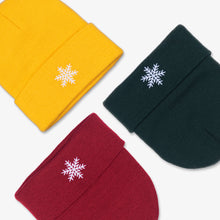 Load image into Gallery viewer, Snowflake Beanie