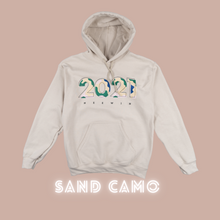 Load image into Gallery viewer, Sand Camo Hoodie